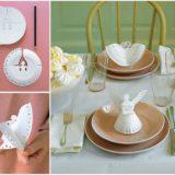 Wonderful DIY Cute Paper Plate Angel