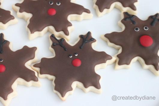Reindeer-Snowflake-Cookies