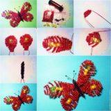 Wonderful DIY Pretty Beads Butterfly