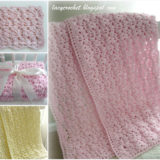Super Snuggly Crochet Baby Blanket – Free Pattern and Tutorial