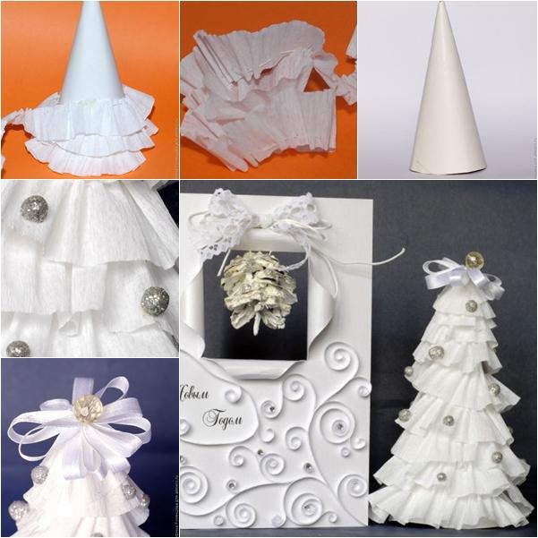 paper Christmas tree wonderful DIY 2 Wonderful DIY Super Easy Paper Christmas tree