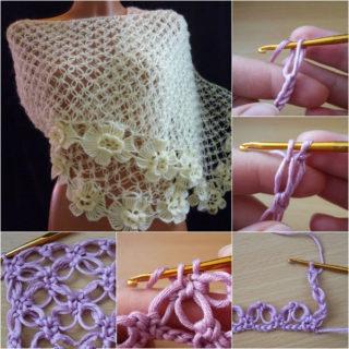 Wonderful DIY Crochet Solomon's Knot With Free Pattern