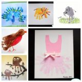 59 Wonderful Handprint Art Ideas For Kids
