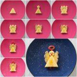 Wonderful DIY Cute Christmas Apple Angel