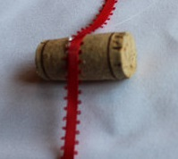 Christmas tree ornaments from Wine corks--wonderful DIY12