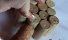 Christmas tree ornaments from Wine corks–wonderful DIY15