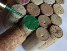 Christmas tree ornaments from Wine corks–wonderful DIY16