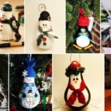 Wonderful DIY Easy Lightbulb Ornaments