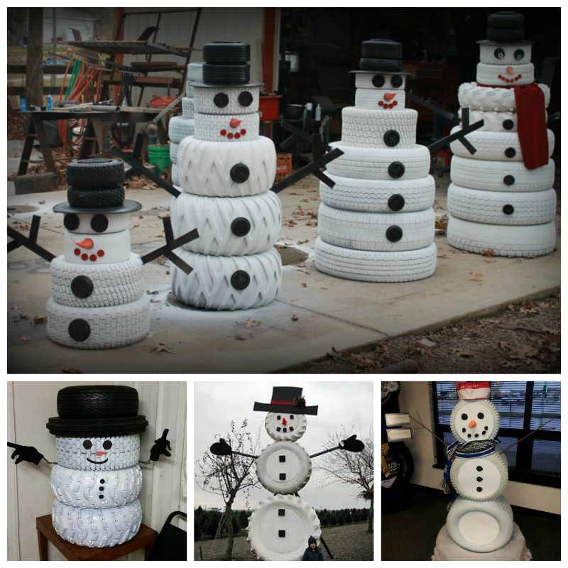 Wonderful diy cute tire snowman view in gallery snowman decor from old tires wonderful diy wonderful diy cute tire snowman solutioingenieria Images