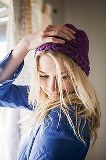 knitted crochet Beanie pattern-wonderful DIY 3