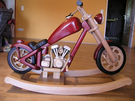 motorcycle rocker -wonderfuldiy1