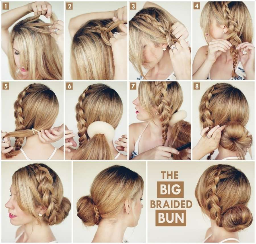 Remarkable 60 Hairstyles For Busy Morning Diy Fashion Hairstyles For Women Draintrainus
