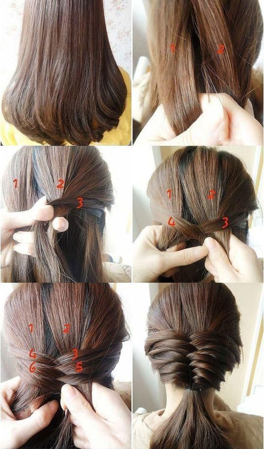60 Simple DIY Hairstyles for Busy Mornings