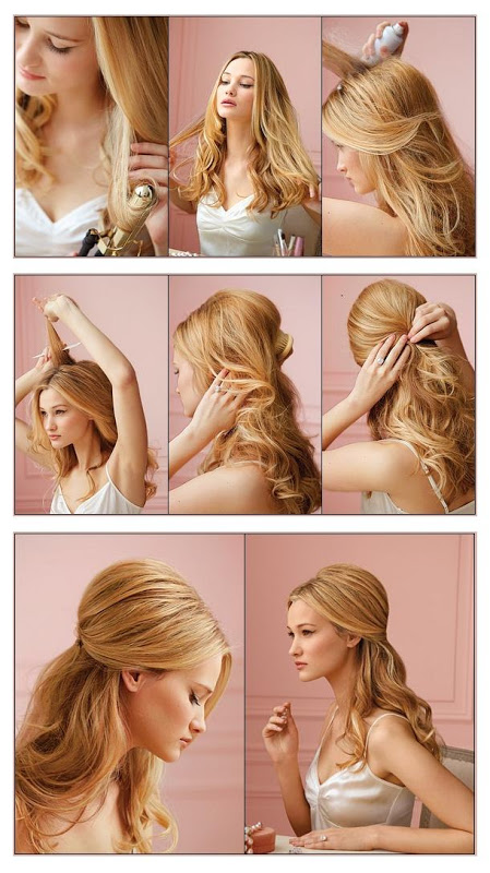 60 simple diy hairstyles for busy mornings solutioingenieria Gallery