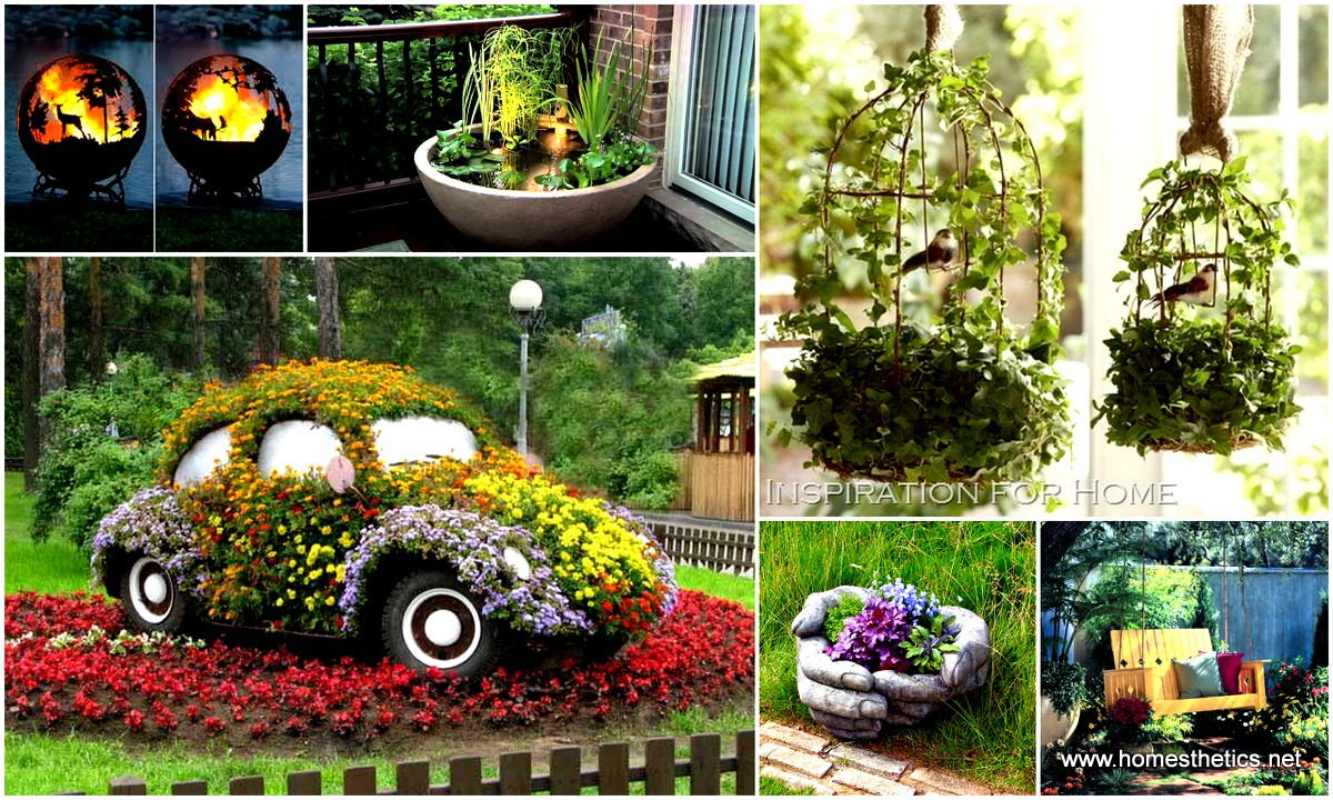 25 Easy DIY Garden Projects wonderfuldiy 25 Easy DIY Garden Projects You Can Start Now