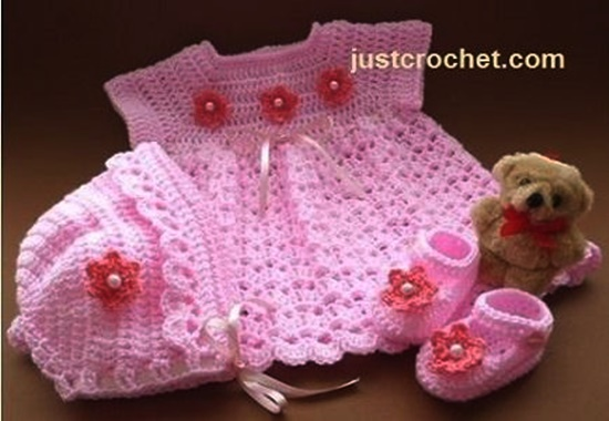 40 Beautiful Handmade Baby Gift Sets With Free Crochet Patterns Interesting Free Crochet Patterns For Babies