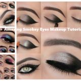 40+ Amazing Smokey Eyes Makeup Tutorials
