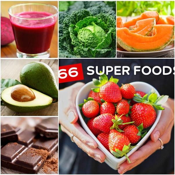 66 super foods tips wonderfuldiy 66 Foods to Help You Live a Longer & Healthier Life