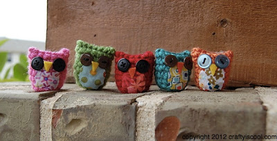 Austin Owl Amigurumi