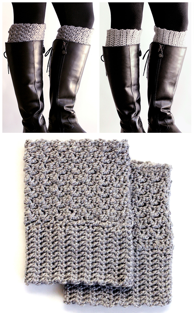 Boot-Cuff-free Pattern-wonderful DIY13