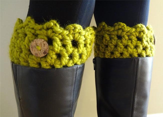Boot-Cuff-free Pattern-wonderful DIY3