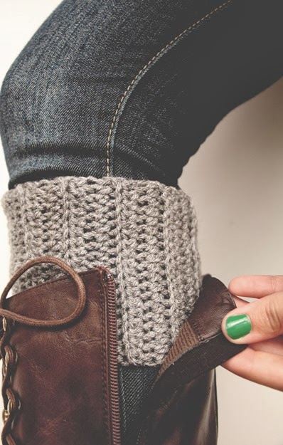 Boot-Cuff-free Pattern-wonderful DIY9
