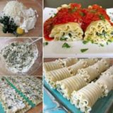 Wonderful DIY Spinach Lasagna Roll ups