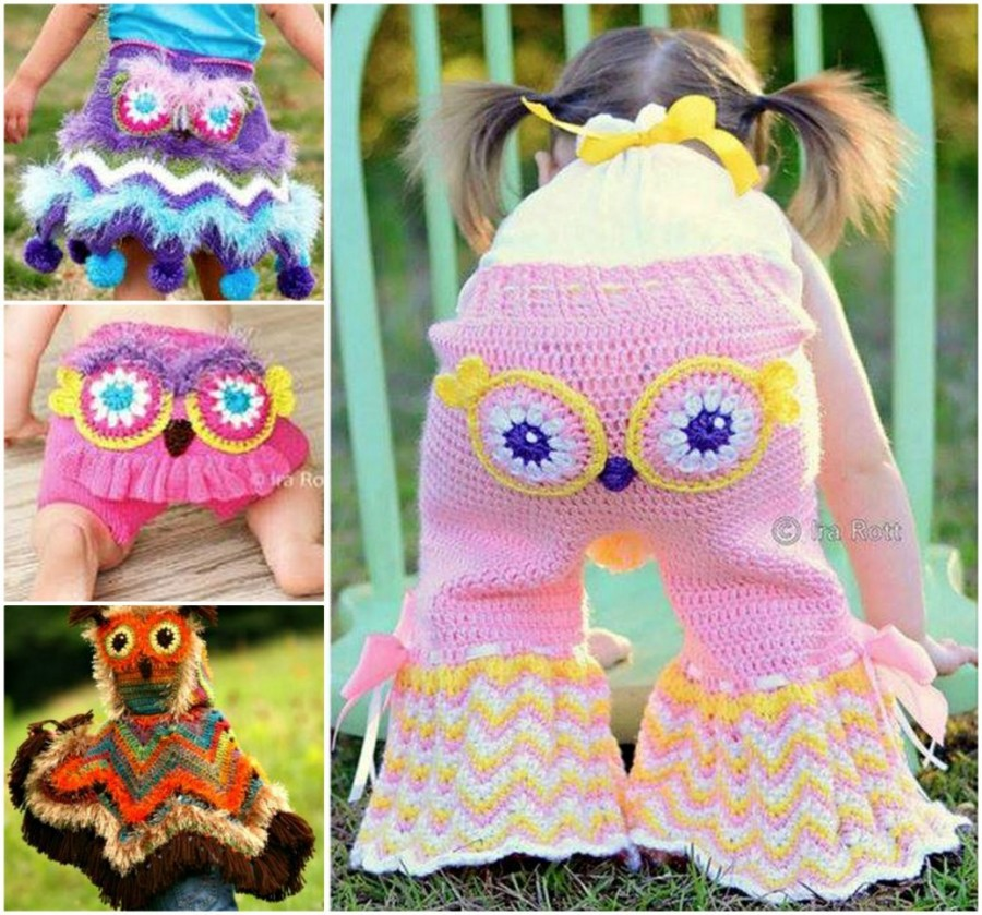 20+ Super Cute Crochet Knitted Owl Patterns