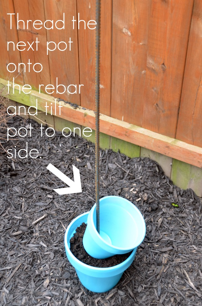 Diy Vertical Planter And Bird Bath Combo Free Guide