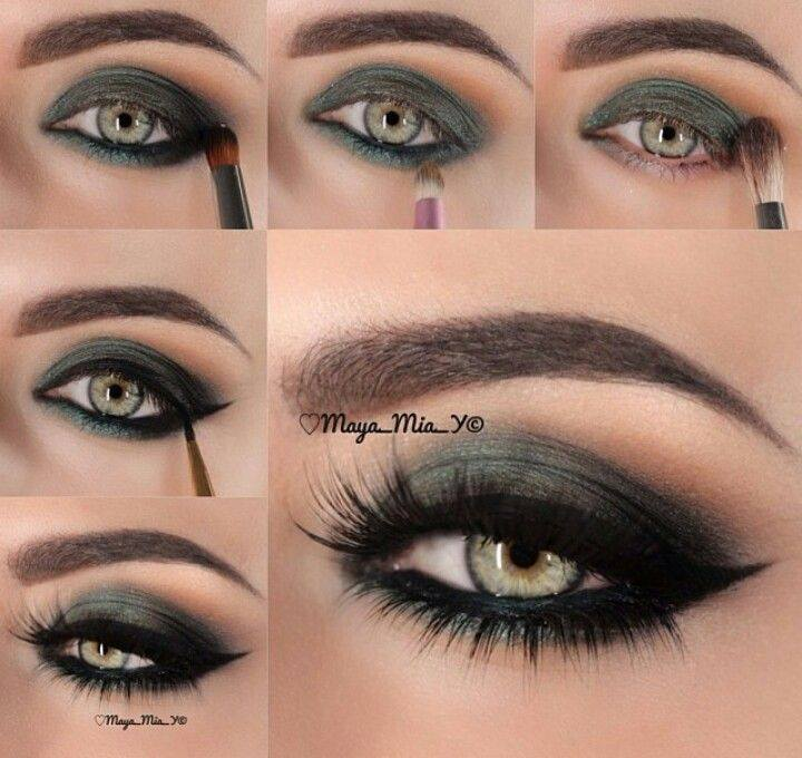 Gray-Smokey-Eye-Makeup2