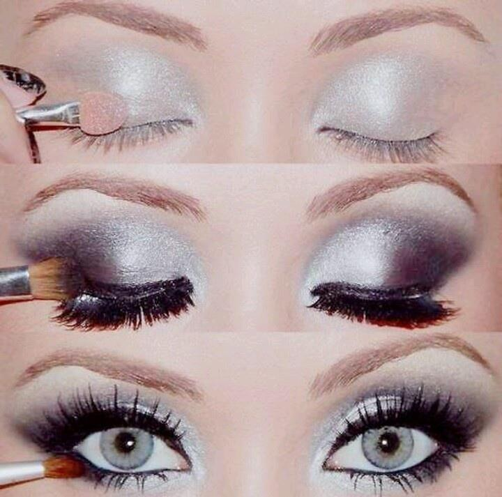 Gray-Smokey-Eye-Makeup3