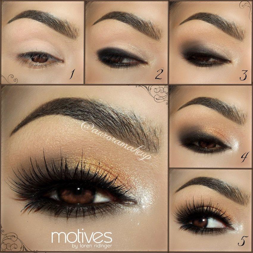 Hot-Pink-Smokey-Eye-Makeup-wonderful diy7