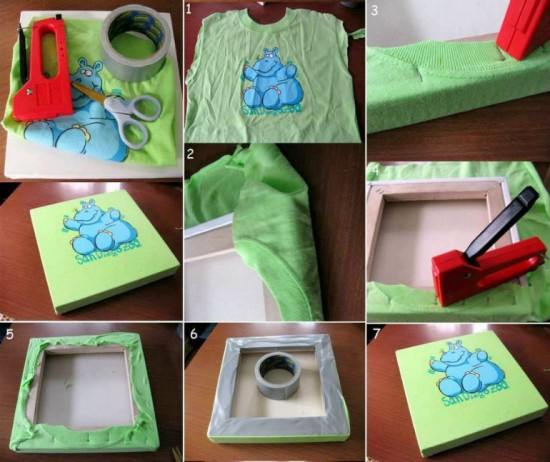 Wonderful Diy Easy Kids T Shirt Art