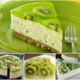 Wonderful DIY Kiwi Fruit Cheesecake