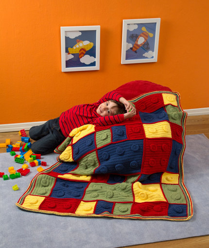 Lego-Free-Crochet-Blanket-Pattern-wonderfuldiy