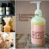 Wonderful DIY Natural Anti-flea Dog Shampoo