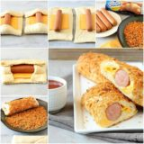 Wonderful DIY Crunchy Nacho-Crusted Crescent Dog