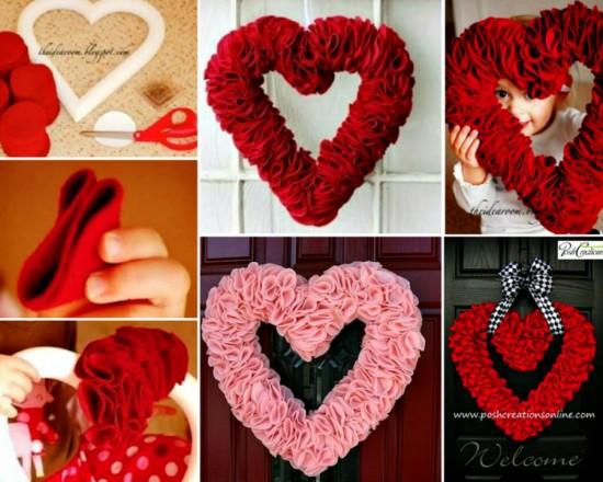 No-Sew-Heart-Wreath–wonderfuldiy