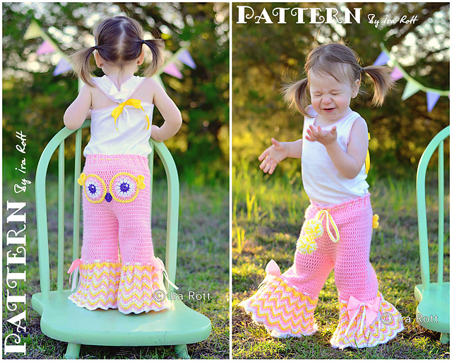 Owl_Pants_Shorts_Crochet_Pattern_3