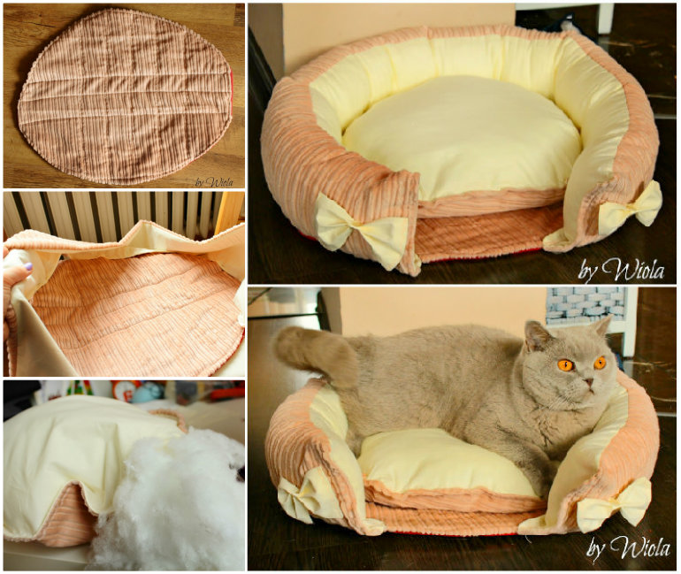 Padded-Pet-Bed-