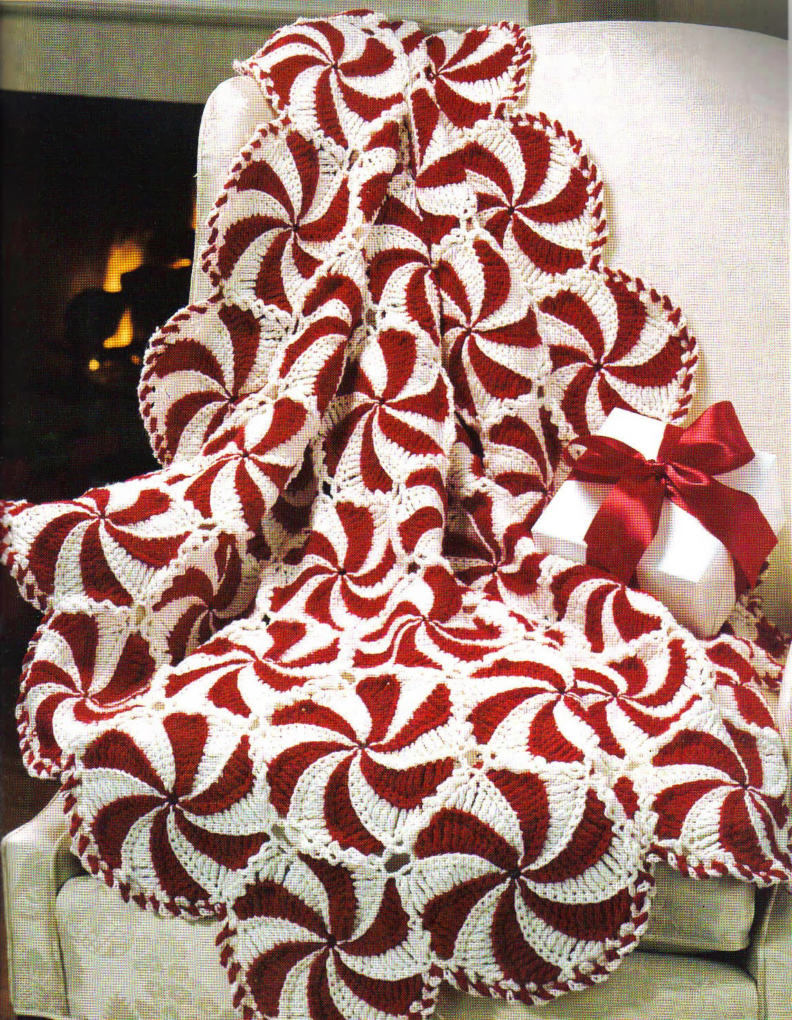 Wonderful Diy Crochet Valentine Heart Afghan With Free Pattern