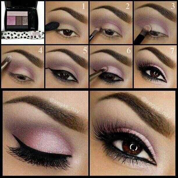Pink-Smokey-Eye-Makeup-wonderful diy11