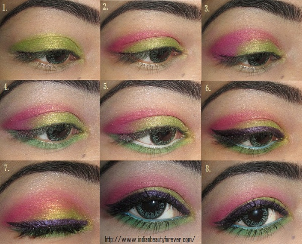 Pink-Smokey-Eye-Makeup-wonderful diy3