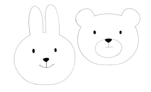 Puppy Planter Patterns Wonderful DIY Cute Bunny / Bear Planter from Plastic Bottle