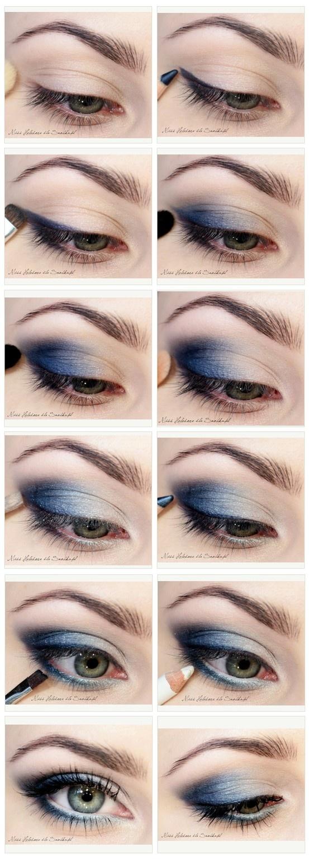 Smokey Eyes Tutorials10