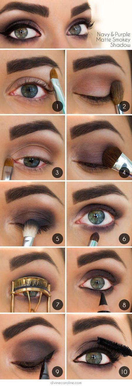 Smokey Eyes Tutorials2