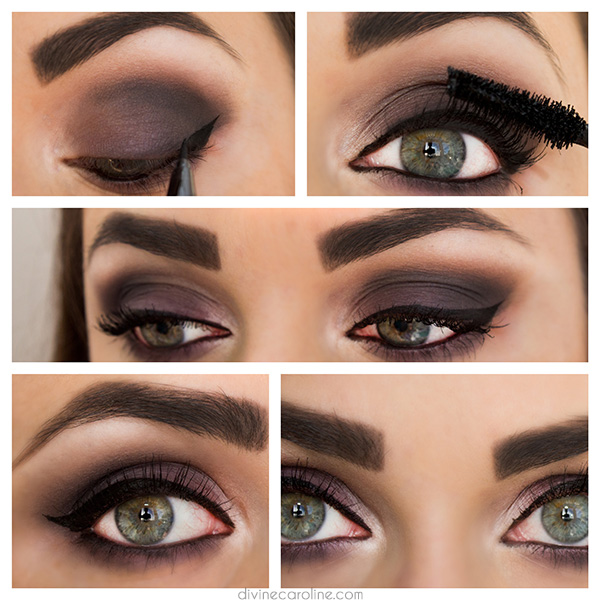 Smokey Eyes Tutorials7