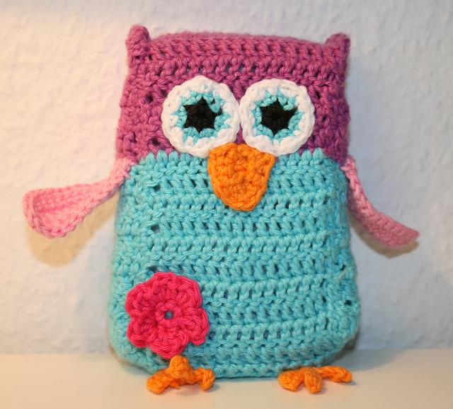 20 Super Cute Crochet Knitted Owl Patterns
