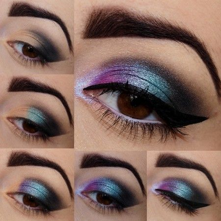 blue Eye-Makeup-wonderful diy4
