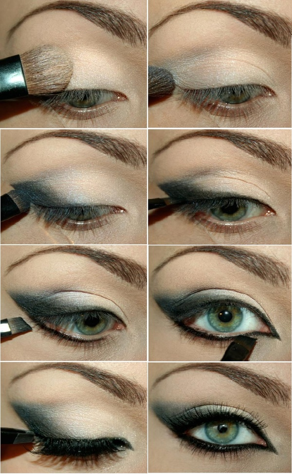 blue Eye-Makeup-wonderful diy8